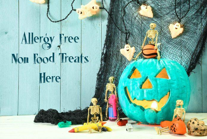 Find out what the Teal Pumpkin Project is and how to get involved. Also learn about the switch witch and other ways to make Halloween healthier.