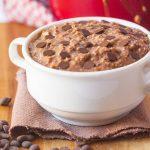 Vegan Brownie Batter Oatmeal
