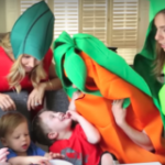 Check out these five easy ways to get kids to eat veggies. Get inspired and teach them about how cool veggies are. Create healthy kids!