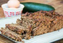 Zucchini bread is so easy to make and it comes out delicious each time! This recipe is full of fiber and healthy goodness.
