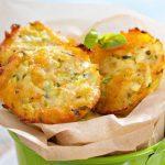 Gluten Free Paleo Zucchini Muffins