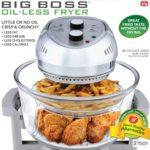 Big Boss1300-Watt Oil-Less Fryer
