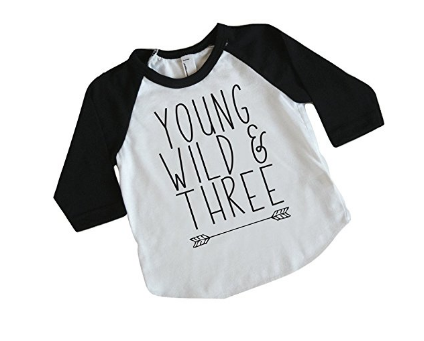 Boy Third Birthday Shirt