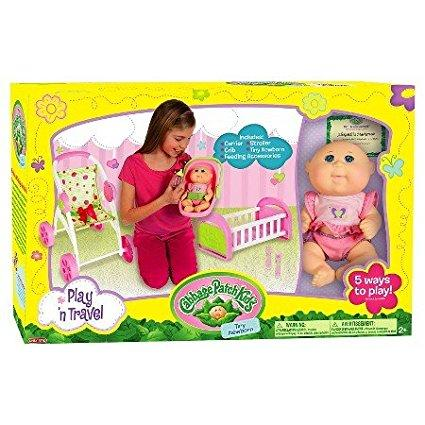 Cabbage Patch Kids Play 'n Travel