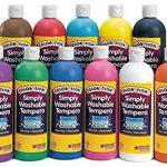 Colorations Simply Washable Tempera Paint