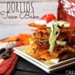 Doritos Taco Bake