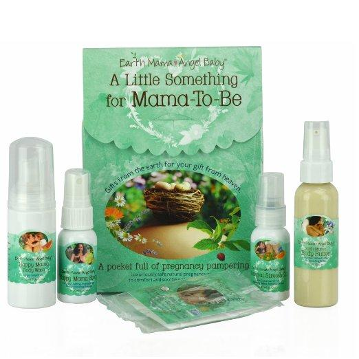Earth Mama Angel Baby A Little Something for Mama-to-Be organic pregnancy Gift Set