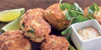 Easy Asian Fish Cakes