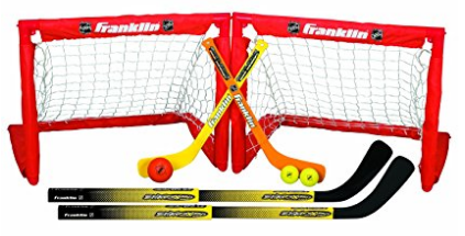 Franklin NHL Indoor Sport 2 in1 SetFranklin NHL Indoor Sport 2 in1 Set