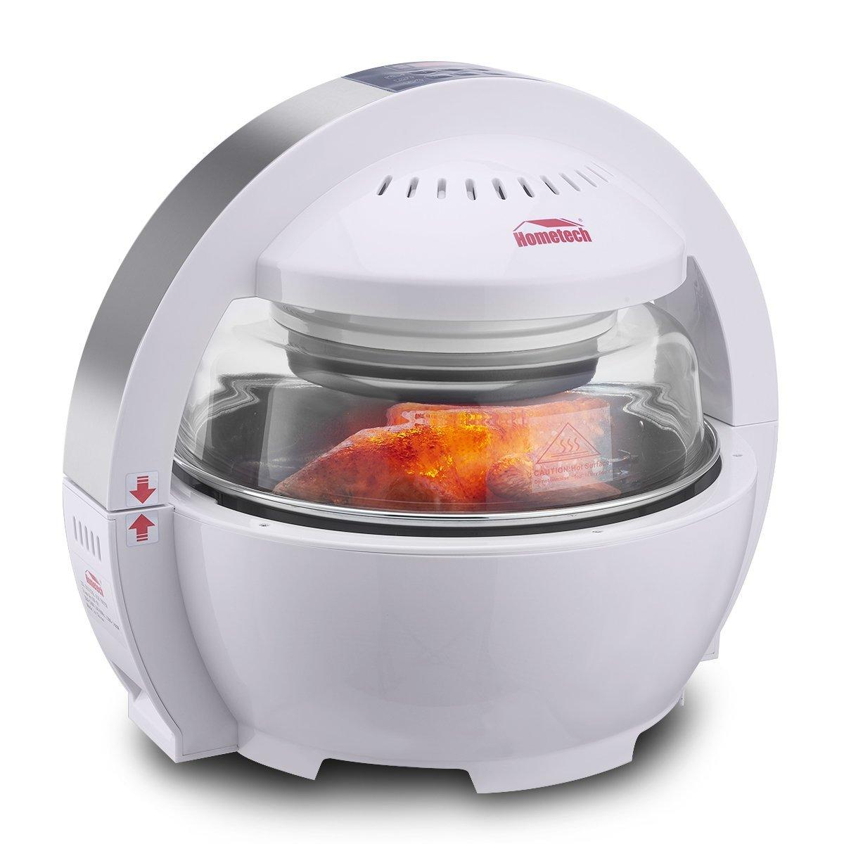 Hometech Patented 1200W 13L Spaceship Air Fryer