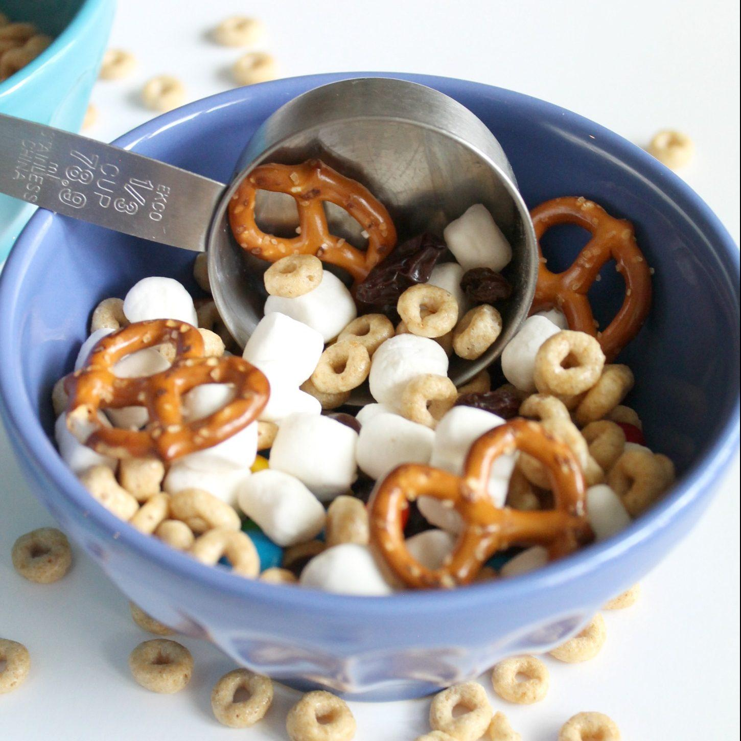 Kid-Approved Trail Mix