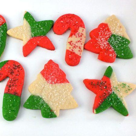 Marble Sugar Cookies