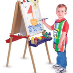 Melissa and Doug Deluxe Standing Easel
