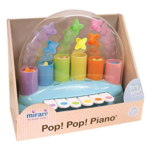 Mirari Pop! Pop! Piano Toy