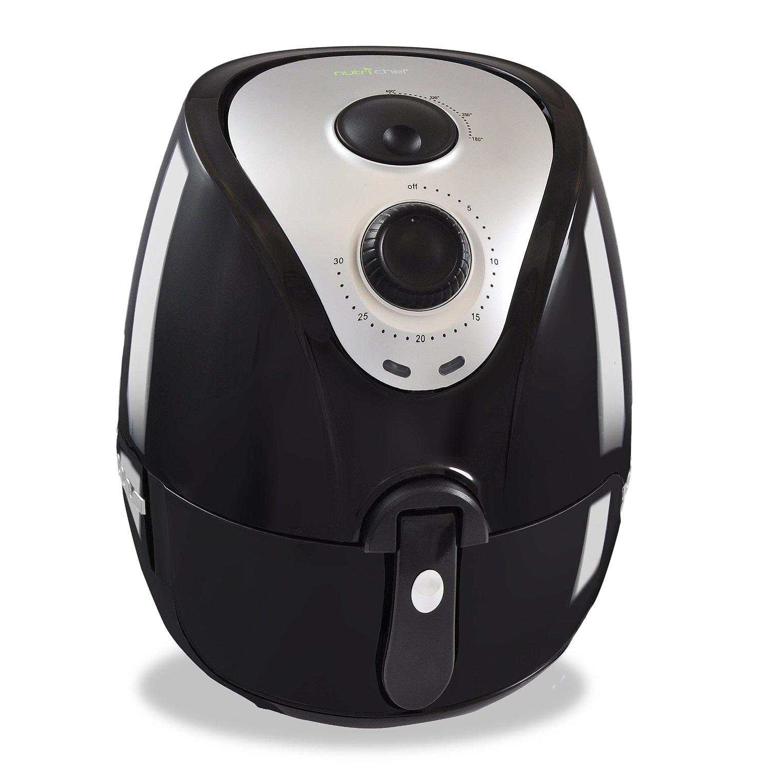 NutriChef Electric Air Fryer