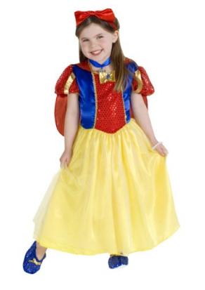 Rubie's Child's Enchanted Princess Costume