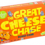 The Great Cheese Chase Award Winning Cooperative Game for Kids