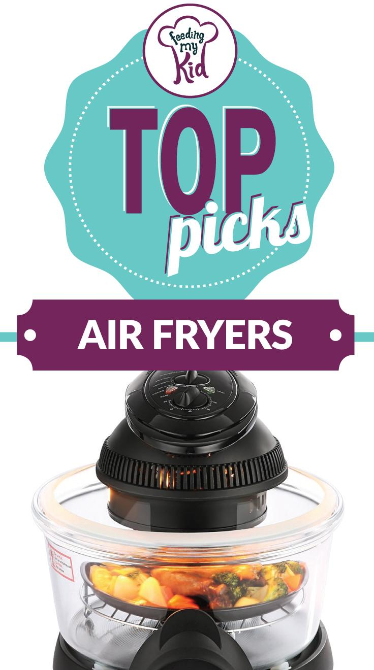 "Check out this list of our favorite air fryers on Amazon. This cool appliance really gives food that amazing, ""fried"" crunch."