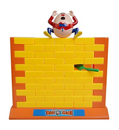 Trekbest Humpty Dumpty's Wall Game