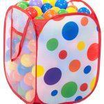 Wonder Playball Non-Toxic Non-Recycled Phlathlate and BPA Free Pit Balls