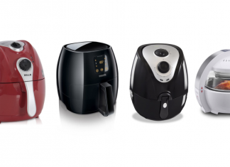 """Check out this list of our favorite air fryers on Amazon. This cool appliance really gives food that amazing, """"fried"""" crunch."""