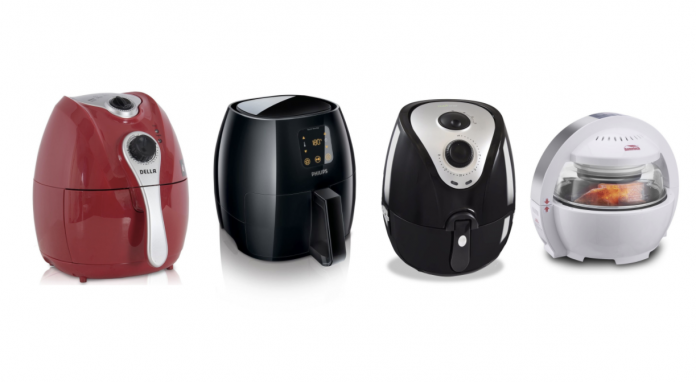 Check out this list of our favorite air fryers on Amazon. This cool appliance really gives food that amazing,