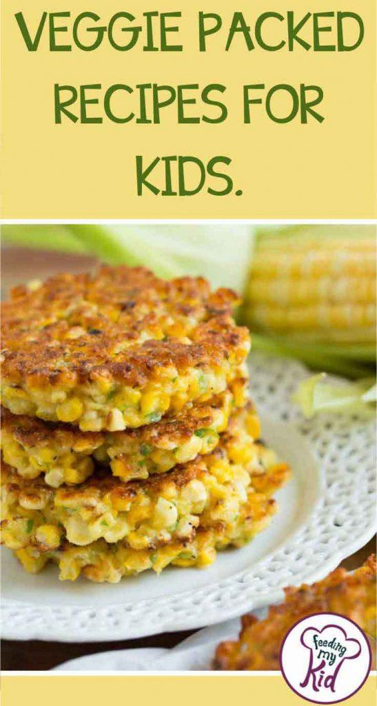 These vegetarian recipes for kids are super flavorful. They make great side dishes for a host of dinners. Your kids might fall in love with veggies!