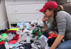 Put together hand-me-downs for your kids. These baby clothes organizer ideas and tips from What's Up Moms are super helpful for parents.