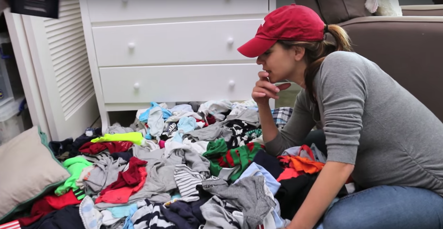 Organizing Hand-Me-Downs for Your Kids