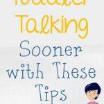 teaching toddlers to speak short
