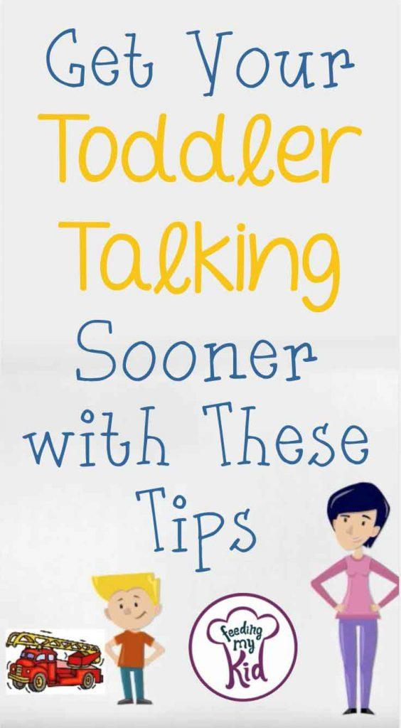 Teaching toddlers to speak is one of the most important parts of being a parent! Learn how you can teach your toddler to speak sooner with these tips.