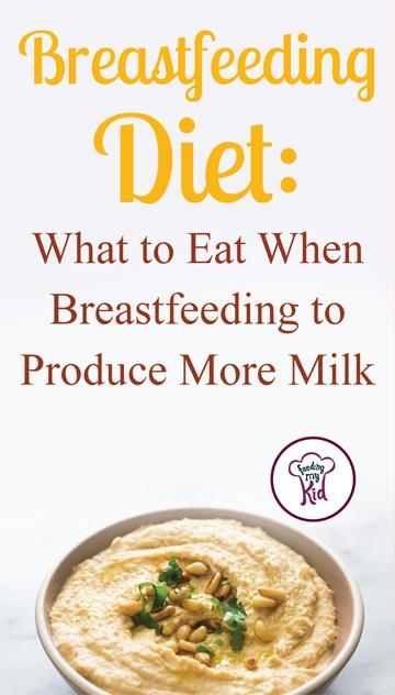 What should your breastfeeding diet be? Here're some great recipes to help breastfeeding moms produce more milk. Get inspired!