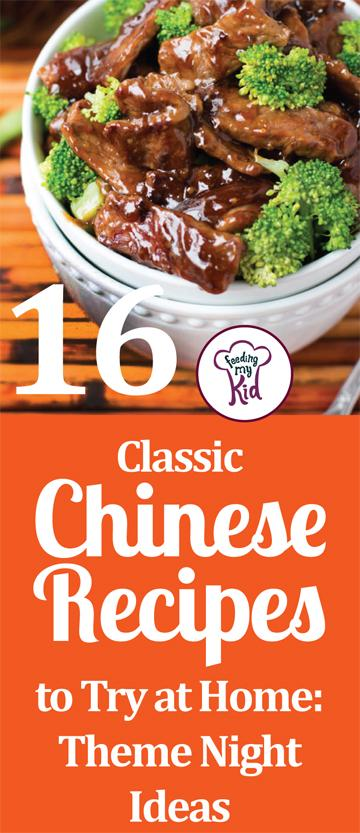 Skip the takeout and make these Chinese recipes at home! You'll know exactly what ingredients you are using so it's sure to be healthier.