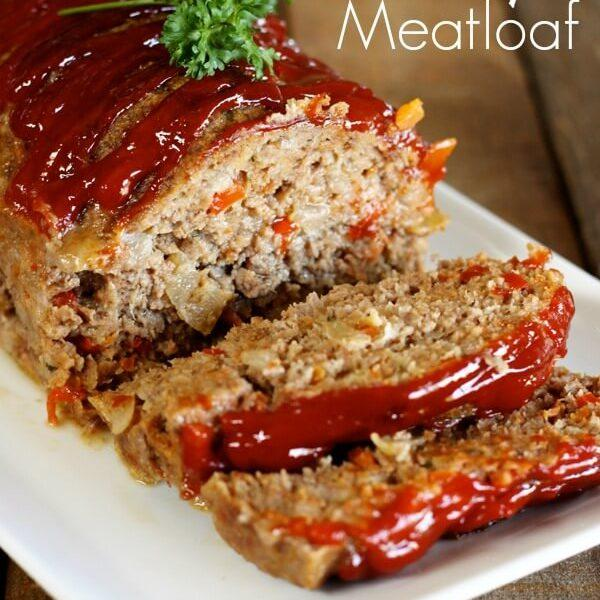 Claim Jumper Meatloaf