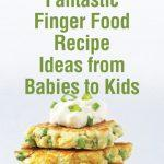 Baby finger foods