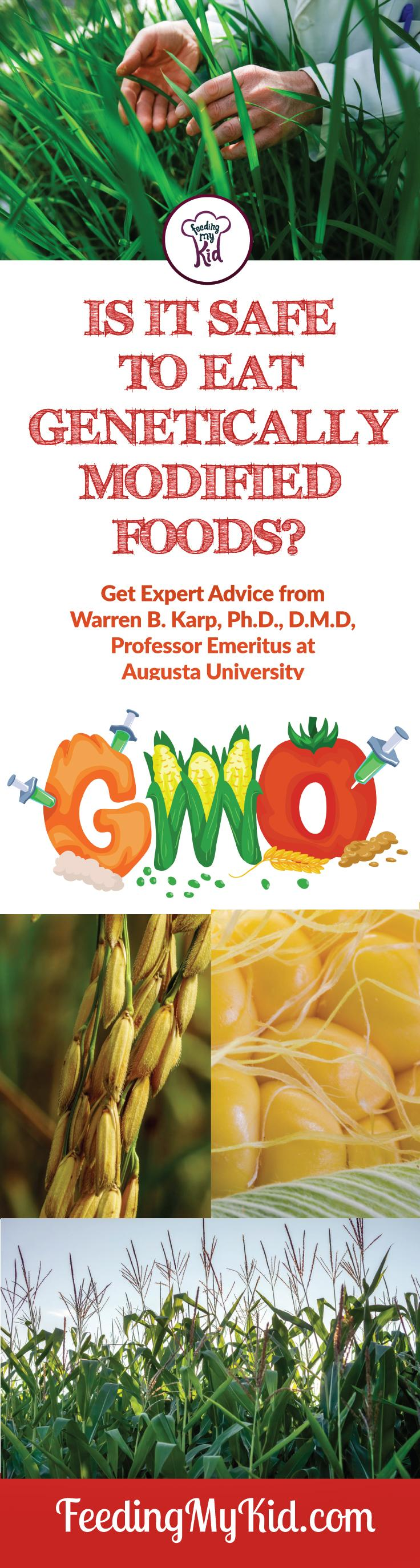 GMOs are common in today's supermarkets. Are you wondering if eating genetically modified foods is safe? Read about GMO safety from a doctor's perspective.