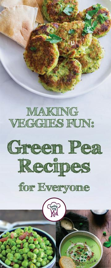 Green peas can seem boring. With our ultimate list of green peas recipes, your picky eater will be eating peas in no time. Get inspired with these ideas!
