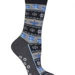 Hot Sox Women's Hanukkah Stripe Sock