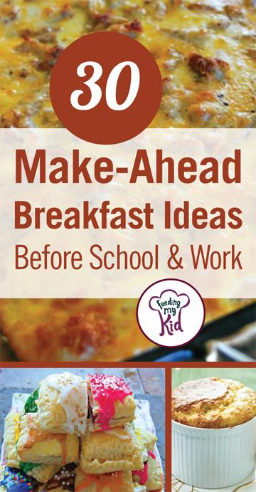 Quick Breakfast Ideas Perfect For School And Work