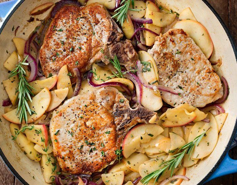 26 Delicious Pork Chop Recipes from One-Pan to Smothered to Casseroles