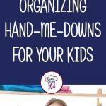 Baby clothes organizer ideas