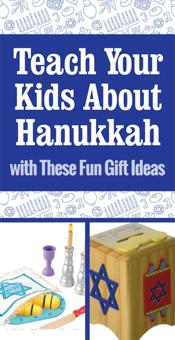 The best Hanukkah gifts for kids are right here on our list! These affordable and fun gifts are the perfect way to teach your kids about Hanukkah.