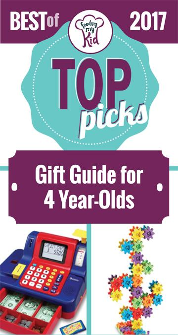 Big kids want big kid toys! Check out our ultimate list of the best toys for 4 year olds. They'll love to play with these.