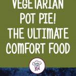 You need to try this amazingly tasty vegetarian pot pie recipe! It's perfect for any meal! Filled with veggies and a delicious, gluten-free pie crust.