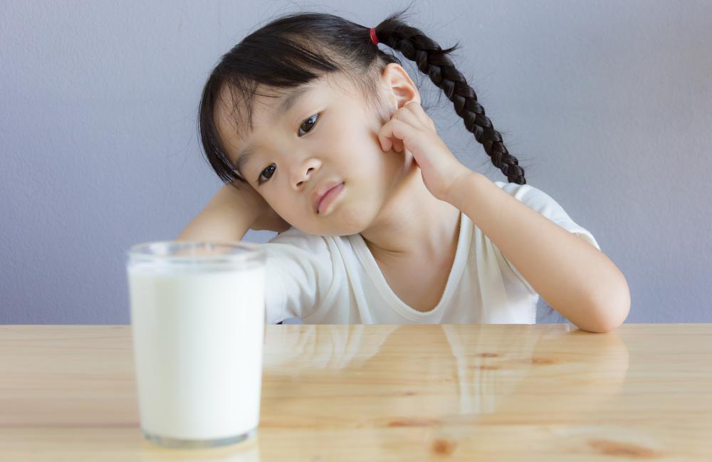 My Child Does Not Drink Milk. What Should I Do?