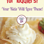 Pinterest Best Breakfast Ideas for Toddlers! Your Kids Will Love These!