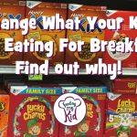 Find Out Why Healthy Breakfast Foods are So Important for Kids