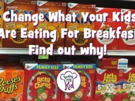 kids breakfast food