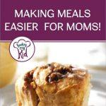 Teaching your kids to help in the kitchen is a good way to make life easier. These recipes for kids are a good way to get your kids in the kitchen.