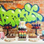 A New York City Inspired First Birthday Party